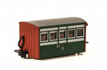 GR-551 Peco Ffestiniog 'Bug Box' Early Preservation Livery, 1st Class